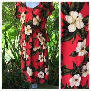 Dana buchman silk skirt & Blouse set